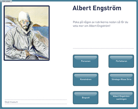 Find out more about Albert Engström