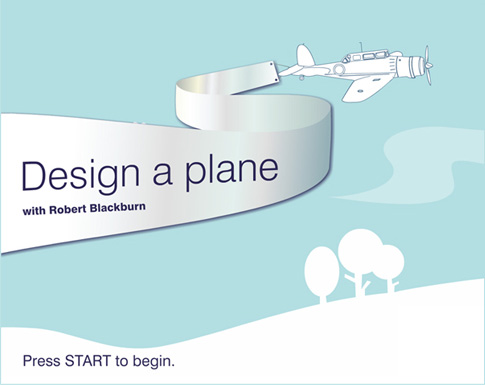 Design a plane
